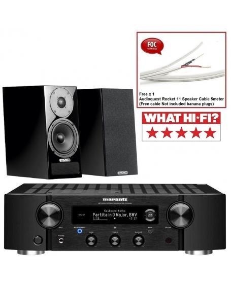 Marantz PM7000N + PMC Twenty 21 Hi-Fi System Package