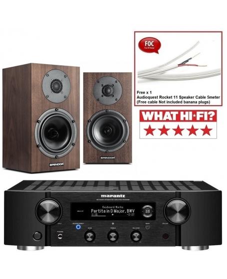 Marantz PM7000N + Spendor A1 Hi-Fi System Package