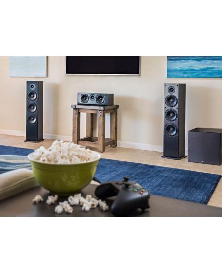 Polk Audio T50 Floorstanding Speaker (PL)