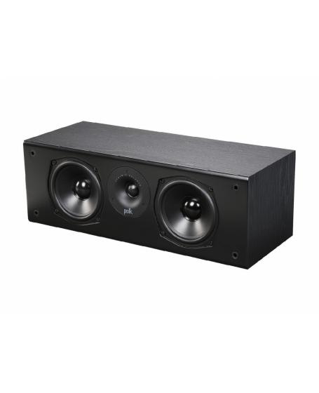 ( Z )Polk Audio T30 Center Channel Speaker (PL)  Sold 3/8/21