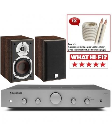 Cambridge Audio AXA25 + Dali Spektor 1 Hi-Fi System Package