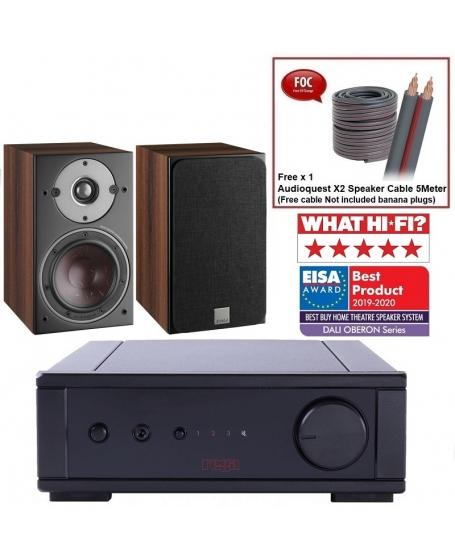 Rega io + Dali Oberon 1 Hi-Fi System Package