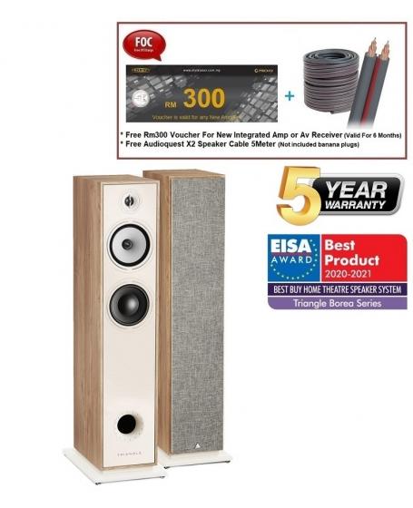 Triangle Borea BR07 Floorstanding Speaker