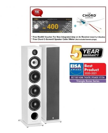 Triangle Borea BR09 Floorstanding Speaker