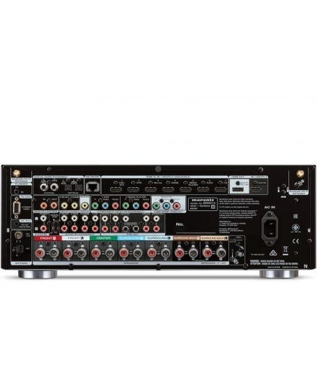 Marantz SR5014 7.2Ch 4K Atmos Network AV Receiver