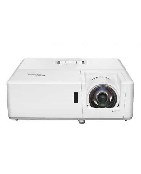 Optoma ZH406ST Bright Short Throw Laser Projector