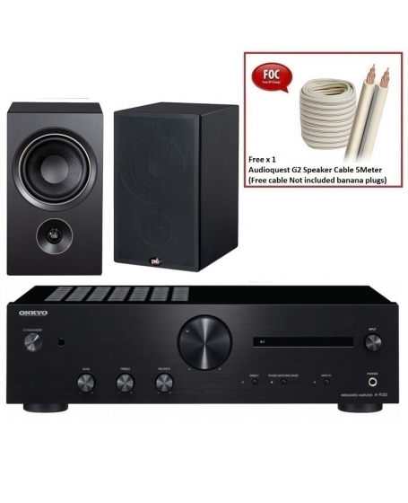 Onkyo A-9130 + PSB Alpha P5 Hi-Fi System Package
