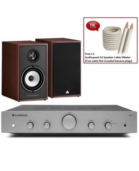 Cambridge Audio AXA25 + Triangle Borea BR02 Hi-Fi System Package
