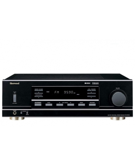 Sherwood RX-5502 4Ch Receiver With FM Tuner (Opened Box New)