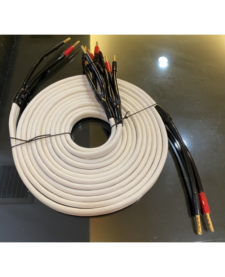 Audioquest Rocket 11 Bi-Wire Speaker Cable 6M (3m x 2) With Banana Plugs