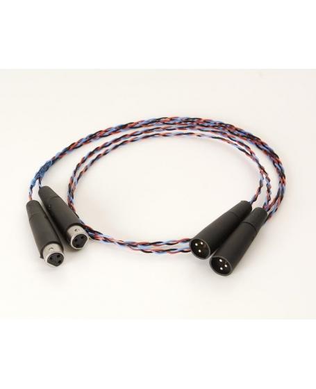 Kimber Kable PBJ XLR Analog Interconnect Cable 1 Meter Made In USA
