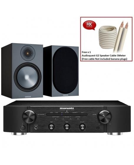 Marantz PM5005 + Monitor Audio Bronze 50 6G Hi-Fi System Package