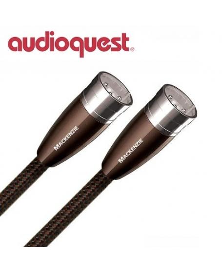 AudioQuest Mackenzie XLR to XLR Interconnect 1.5Meter (DU)