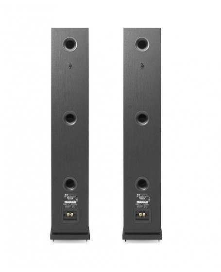 ELAC Debut 2.0 F6.2 + Debut 2.0 C6.2 + ELAC Debut 2.0 B6.2 Speaker Package