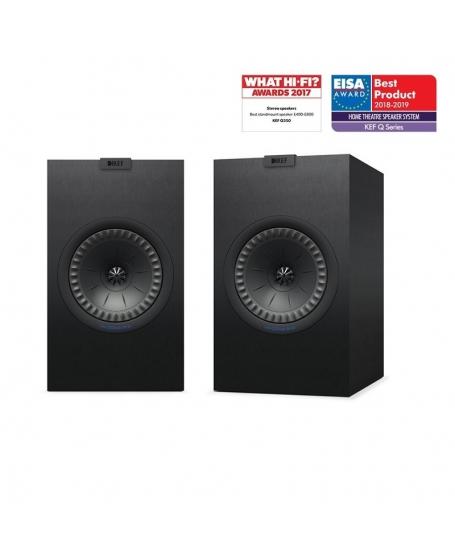 Denon PMA-600NE + KEF Q350 Hi-Fi System Package