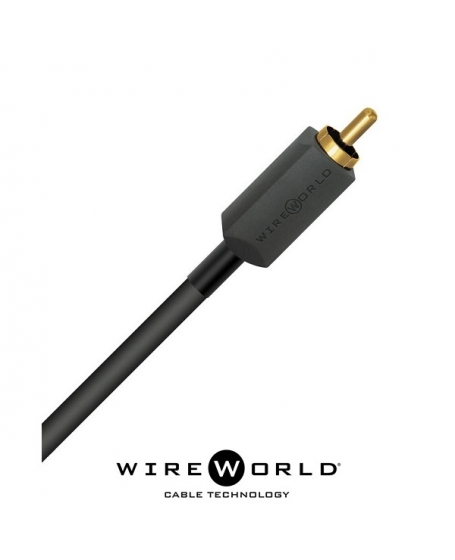 Wireworld Terra Mono Subwoofer Cable 4 Meter
