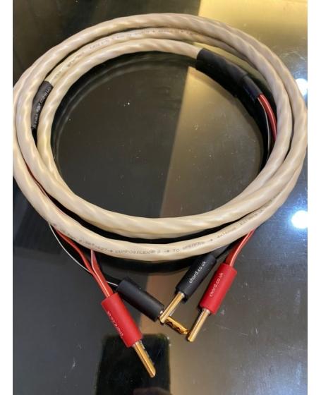 Wireworld Solstice 7 Speaker Cable 2.3m x 1 (PL)