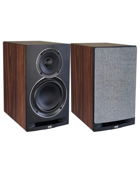 ELAC Uni-Fi Reference UBR62 Bookshelf Speakers