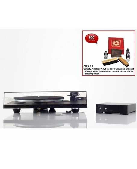 Rega Planar 6 Turntable With Ania Pro MC Cartridge With Neo PSU Made In England
