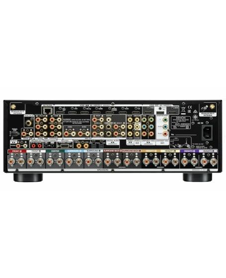 (Z) Denon AVC-X6500H 11.2Ch Network AV Receiver Made In Japan (PL) Sold 16/9/21