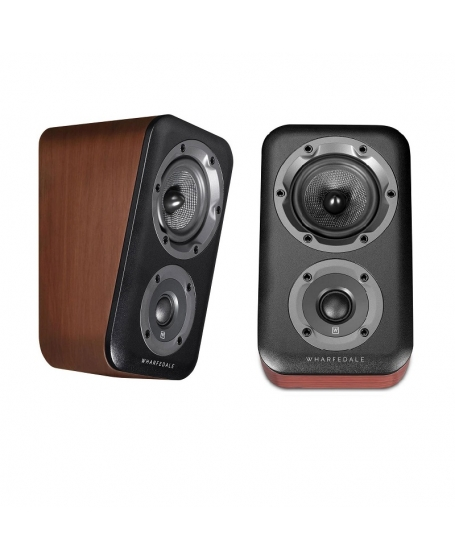 Wharfedale D300 3D Dolby Atmos Elevation/Surround Speakers(Opened Box New)