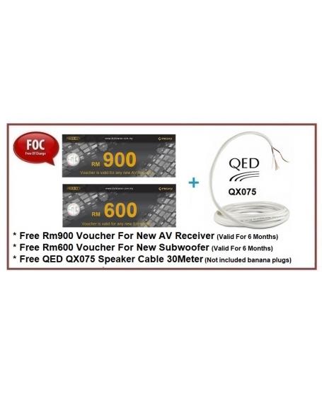 Polk Audio Reserve R600 + R350 + R100 Speaker Package