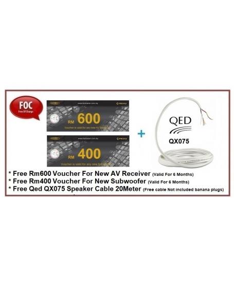 Polk Audio Reserve R200 + R350 + R100 Speaker Package