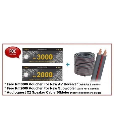Polk Audio Legend L800 + L400 + L200 Speaker Package