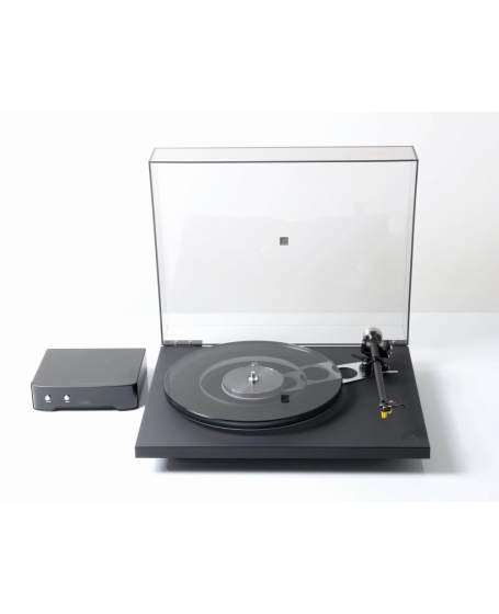 (Z) Rega Planar 6 Turntable with Exact MM Cartridge & Neo PSU Made In England (Opened Box New) - Sol