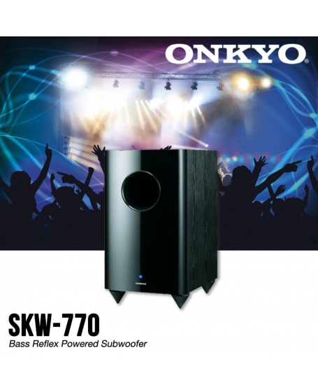 Onkyo SKW-770 Powered Subwoofer