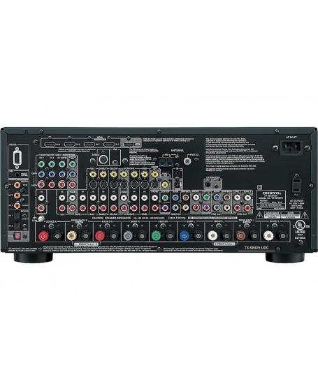 Onkyo TX-SR875 7.1Ch AV Receiver FAULTY SET
