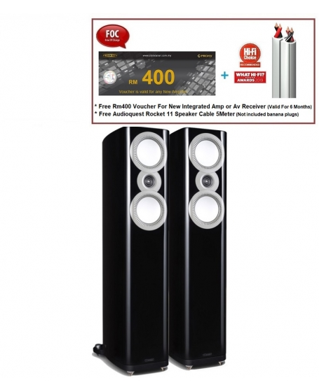 Mission ZX-3 Floorstanding Speaker