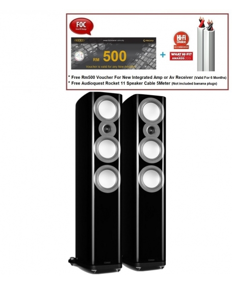 Mission ZX-4 Floorstanding Speaker