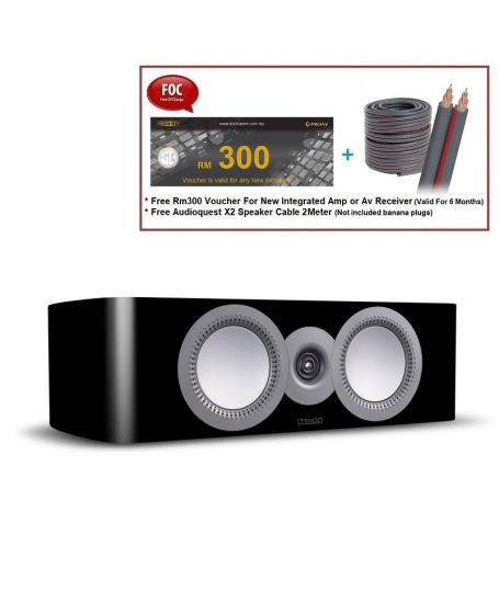 Mission ZX-C1 Center Speaker