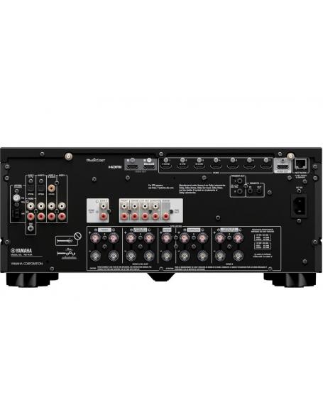 Yamaha Aventage RX-A4A 7.2Ch. 8K Atmos Network AV Receiver