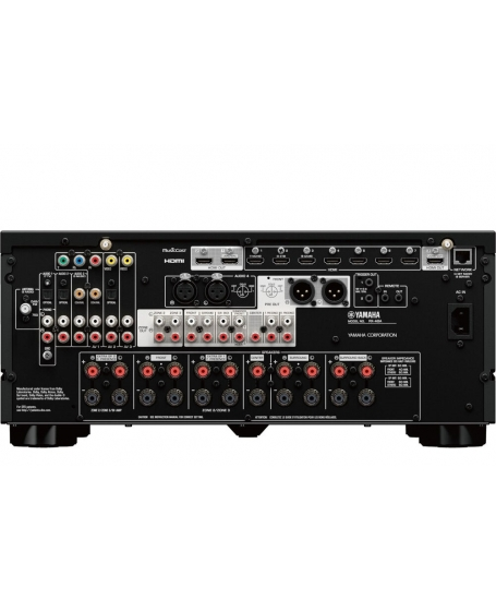 Yamaha Aventage RX-A6A 9.2Ch 8K Atmos Network AV Receiver