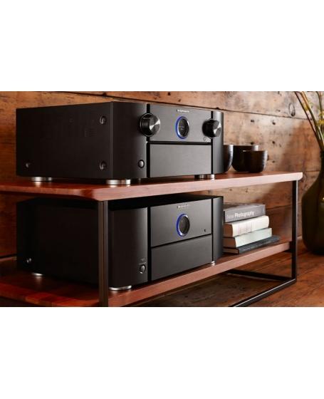 Marantz AV7705 Surround Pre-Amplifier & Marantz MM8077 Power Amplifier