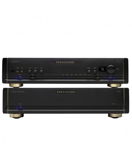 Parasound Halo P6 Preamplifier & Parasound Halo A23+ Power Amplifier