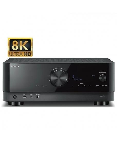 Yamaha RX-V4A 5.2Ch.8K Network AV Receiver (DU)