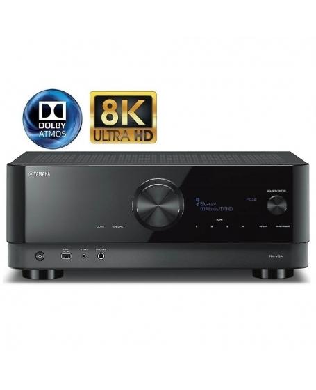 Yamaha RX-V6A 7.2Ch.8K Atmos Network AV Receiver (DU)