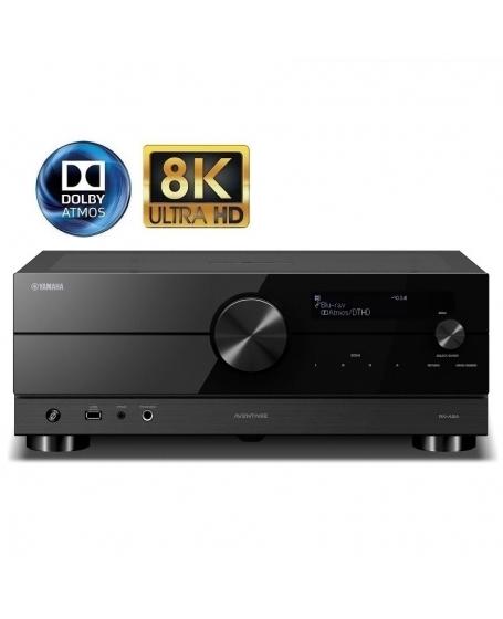 Yamaha RX-A2A 7.2Ch.8K Network AV Receiver (DU)