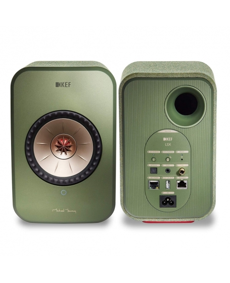 KEF LSX Wireless Music System (PL)