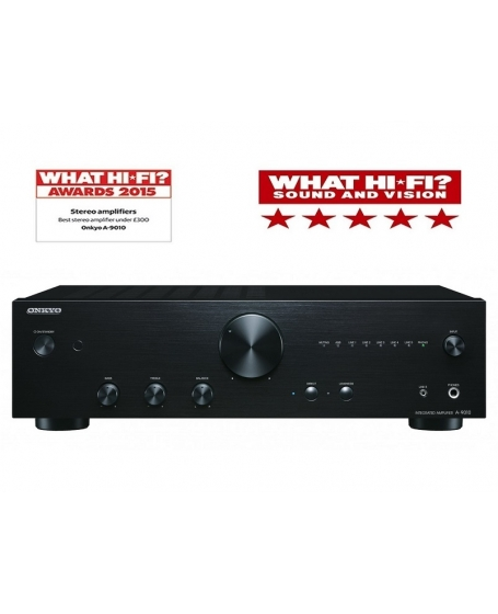 Onkyo A-9010 Integrated Amplifier With DAC