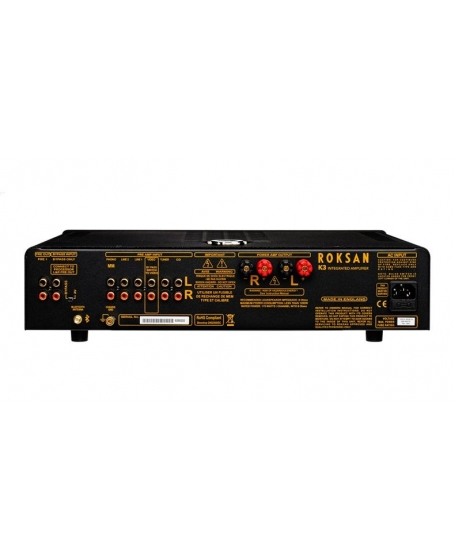 Roksan K3 Integrated Amplifier Made In England