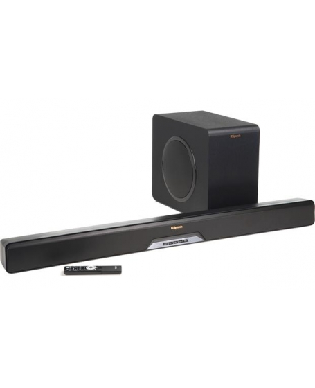 Klipsch Reference RSB-14 Sound Bar with Wireless Subwoofer