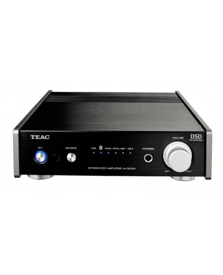 TEAC AI-301DA Integrated Amplifier Dac & Bluetooth