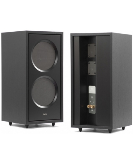 Chario Reflex Seconda Bookshelf Speaker (Italy)