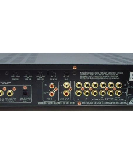 Marantz DP870 Digital Processor