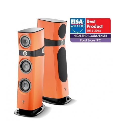 Focal Sopra N2 Floor Standing Speaker. ( DU )