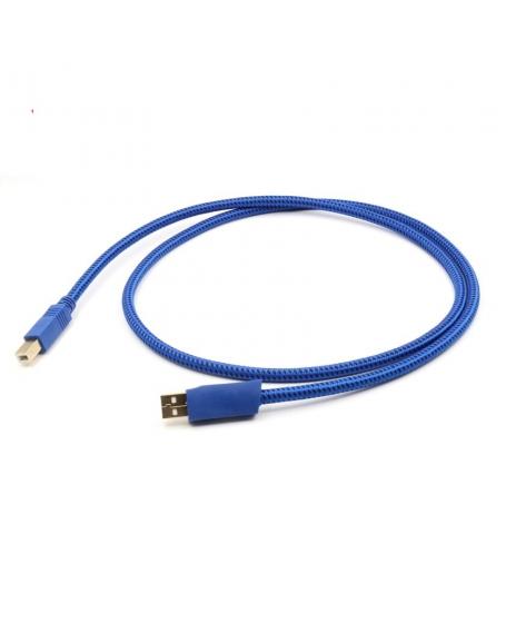 Furutech GT2-B-1.2M USB 2.0 Cables USB-B (Type A-B)